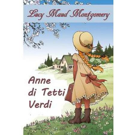 Anne di Timpani Verdi - eBook (Intermediate Timpani)