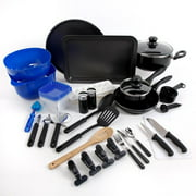 Gibson Home Kitchen In A Box 59-Piece Cookware Combo Set