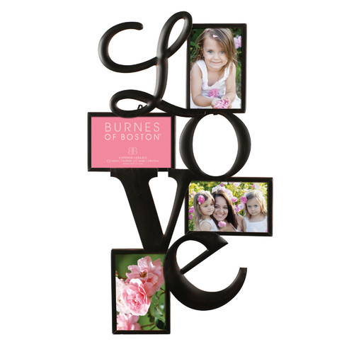 Nielsen Bainbridge Love Collage Wall Picture Frame