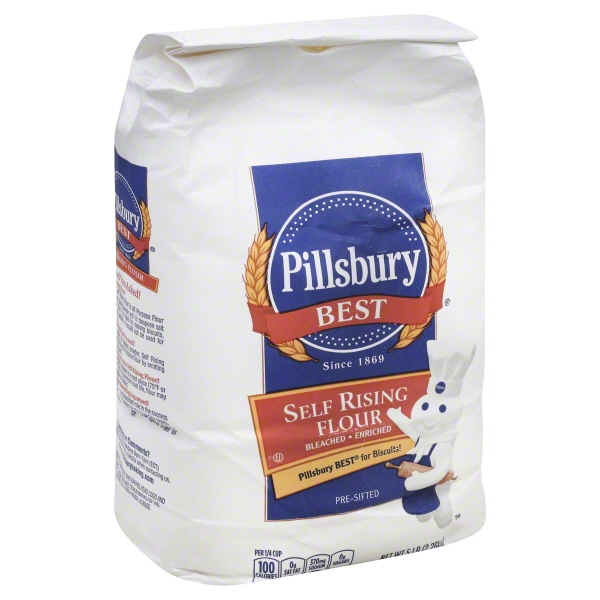 JM Smucker Pillsbury Best Flour, 5 lb