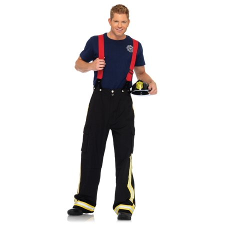 Mens Fire Captain Costume (Fire Captain Costume)