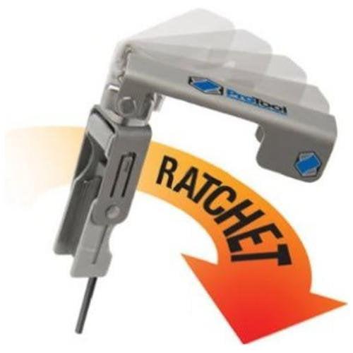 Drill Doctor RHM001 Metric Ratcheting Hex Allen Key Set