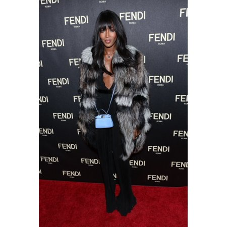 Naomi Campbell At Arrivals For Fendi Flagship Boutique Opening And Cocktail Party 598 Madison Avenue New York Ny February 13 2015 Photo By Andres OteroEverett Collection Celebrity