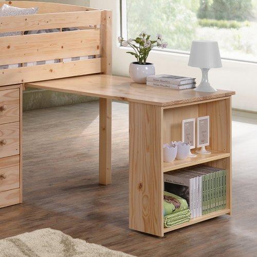 Canwood Whistler Junior Slide Out Desk Natural