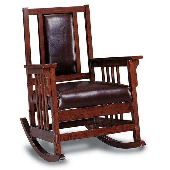 Coaster Lakewood Indoor Rocking Chair - Walmart.com