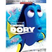Finding Dory (Blu-Ray + DVD + Digital Copy)