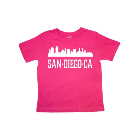 San Diego California Skyline CA Cities Toddler T-Shirt for $<!---->