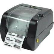 Wasp WPL305 Thermal Label Printer - Monochrome - 5 in/s Mono - 203 dpi - USB, Serial, Parallel