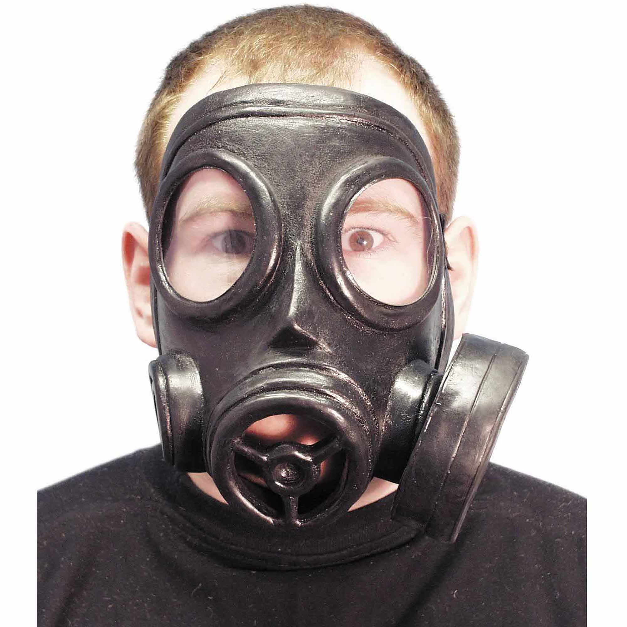 Gas Mask Adult Halloween Costume Accessory