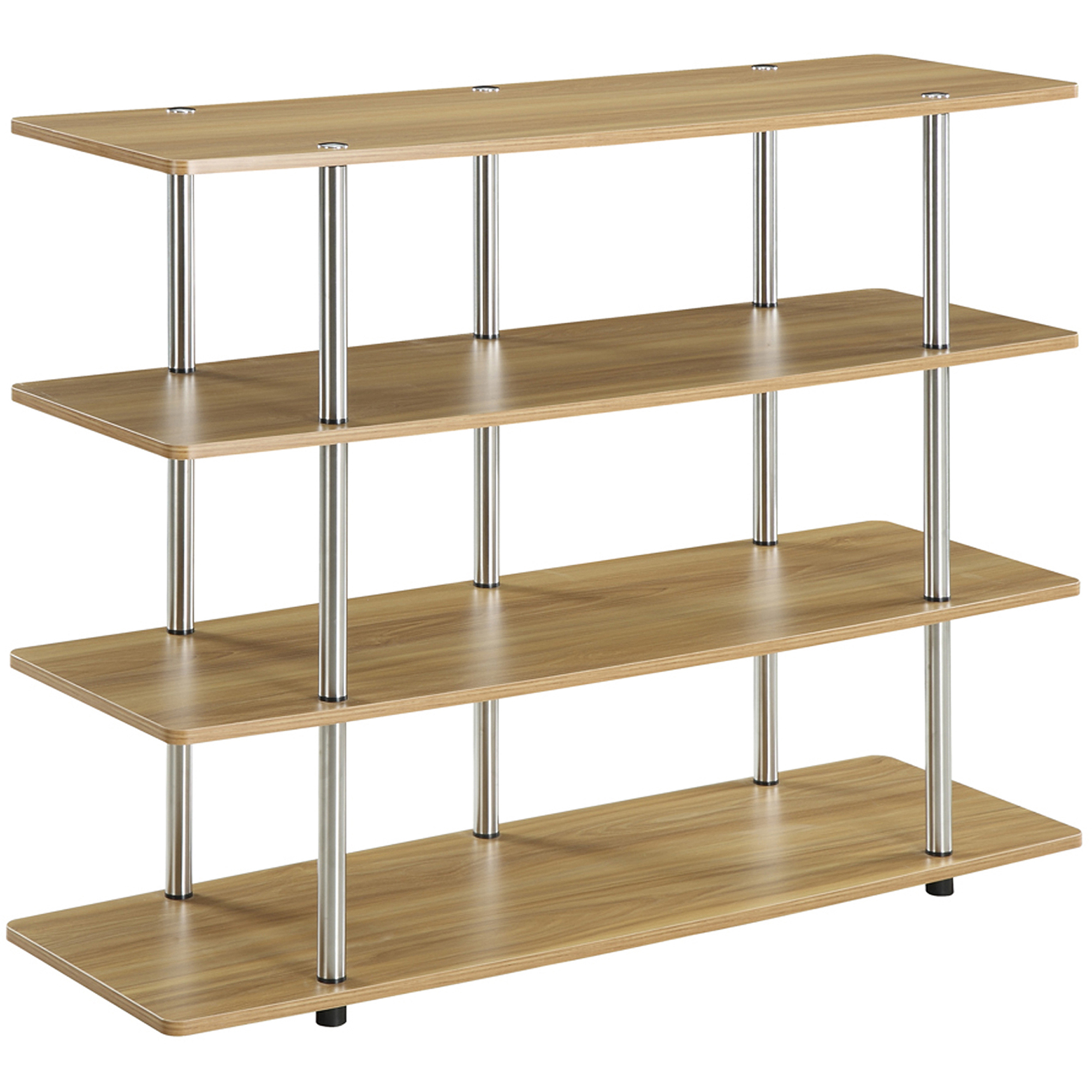 Convenience Concepts Designs2Go XL Highboy TV Stand   Walmart.com
