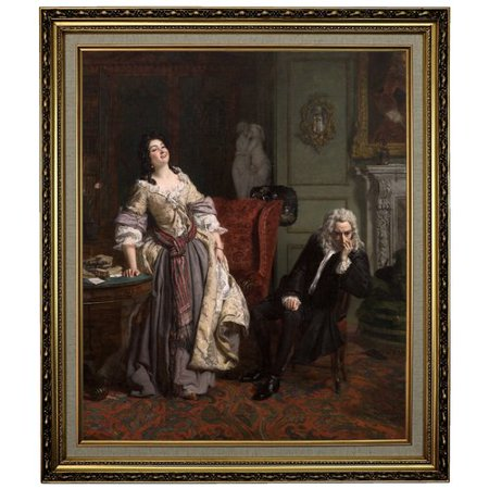 Pope Makes Love To Lady Mary Wortley Montagu - William ...