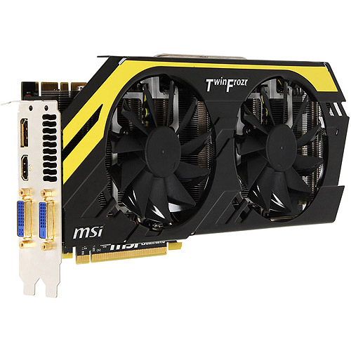 MSI N680GTX Lightning GeForce GTX 680 2GB GDDR5 PCI Express 3.0 Graphics Card