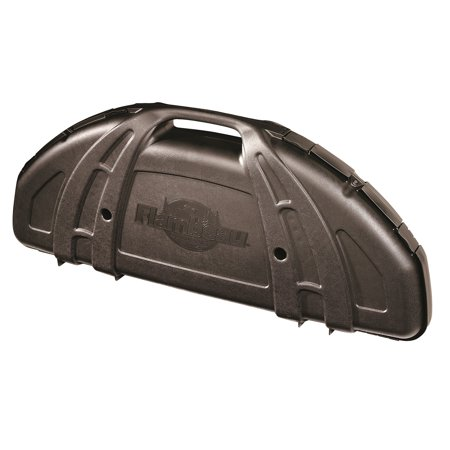 Flambeau Safe Shot Compound Bow Case - Black Compact Double Bow Case