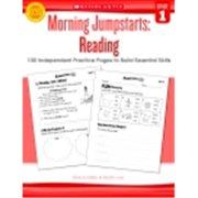 Scholastic Morning Jumpstarts - Reading, Grade 1
