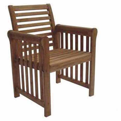 DC America Sequoia Arm Chair