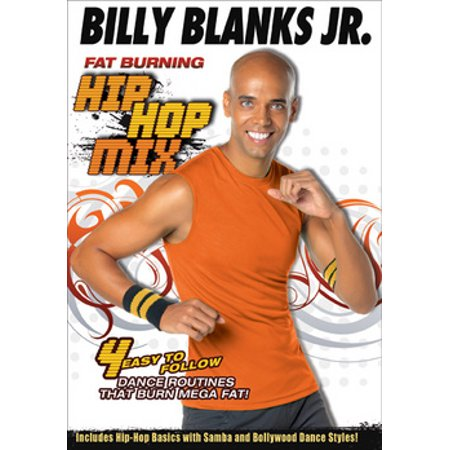 BILLY BLANKS JR FAT-BURNING HIP HOP MIX (DVD) (WS/ENG/2.0 DOL DIG)