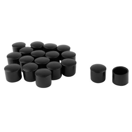 Chair Feet Covers (PVC Leg Cap Tips Cup Feet Covers 13mm 0.51