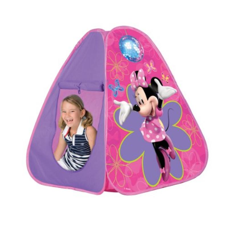 Disney Minnie Mouse Bow-tique Pop Up Tent by