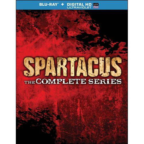 Spartacus: The Complete Series (Blu-ray + Digital HD) (Widescreen)