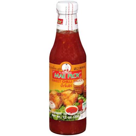 Mae Ploy International Sweet Chilli Sauce  10 Fl Oz