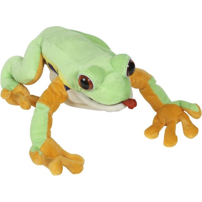 12 In. Frog - Tree, Animal Puppet