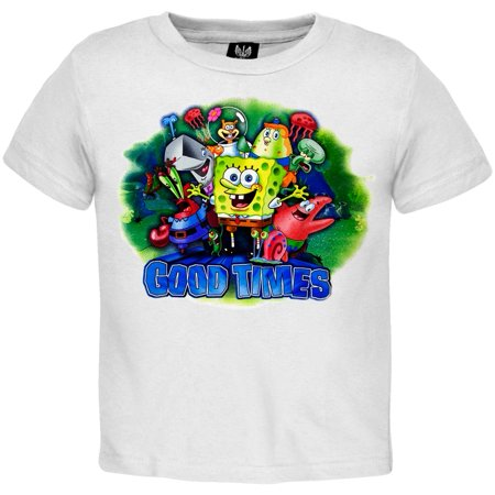 Spongebob Squarepants - Good Time Juvy T-Shirt](Spongebob Girl)