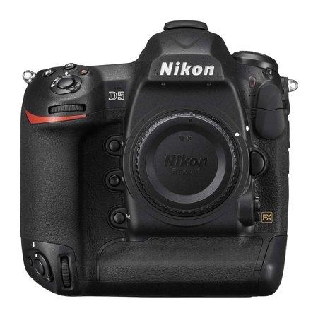 Nikon D5 XQD Body FX Digital SLR