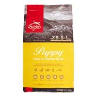 Orijen Biologically Appropriate Grain-Free Chicken, Turkey & Fish Puppy Dry Dog Food, 25 lb