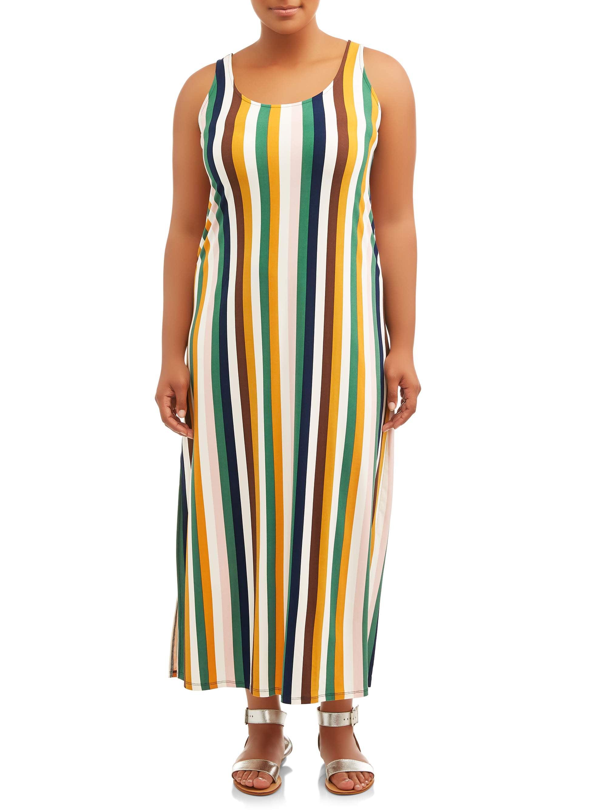 Juniors\' Plus Size Maxi Dress