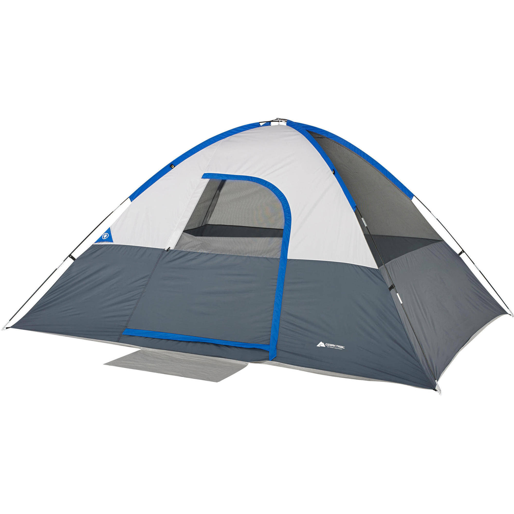 sc 1 st  Walmart & Ozark Trail 5-Person Dome Tent with Integrated E-Port - Walmart.com