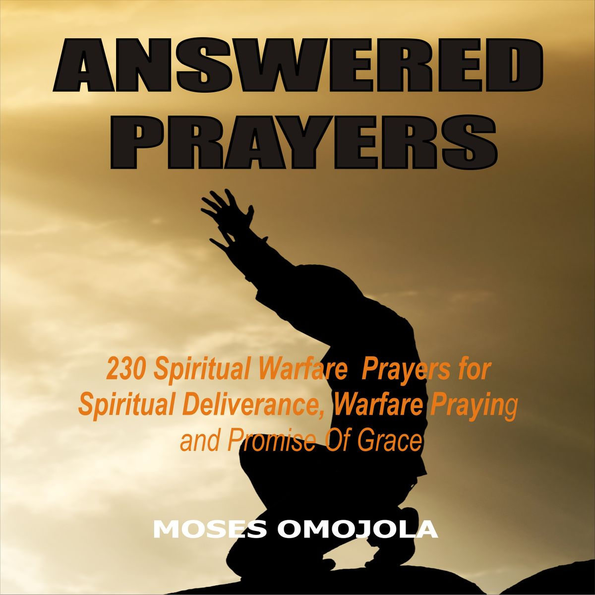 Answered Prayers - Audiobook