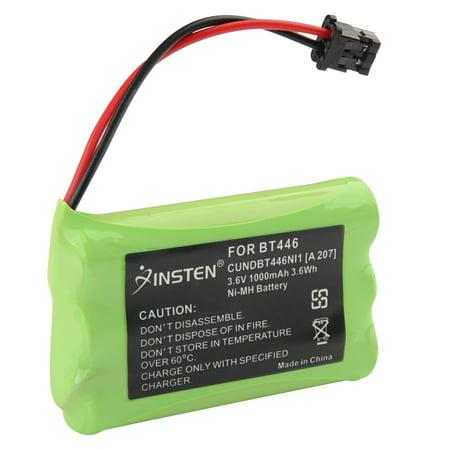 Insten for Uniden BT-446 BT446 Cordless Phone Battery - image 2 de 2