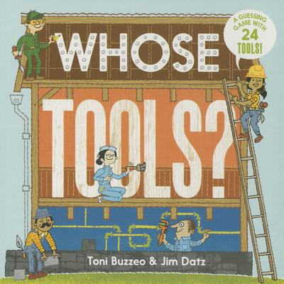 Whose Tools (Board Book)