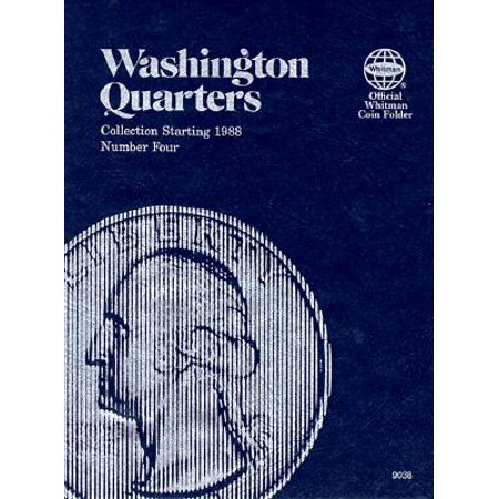 Washington Quarters : Collection 1988 to 2000, Number Four for $<!---->