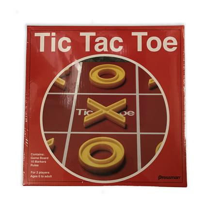 Tic Tac Toe Board Game - Halloween Tic Tac Toe Scary Game