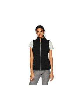 Marc New York Performance Women's Knit Vest, Black, L, Black, Size Large