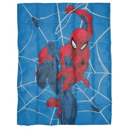 Spiderman Weighted Blanket