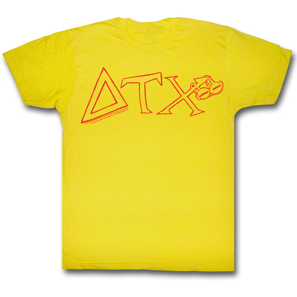 Animal House Men's  Toget T-shirt Yellow