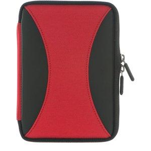 M-Edge Red Nylon Canvas Latitude Jacket for Amazon Kindle Touch
