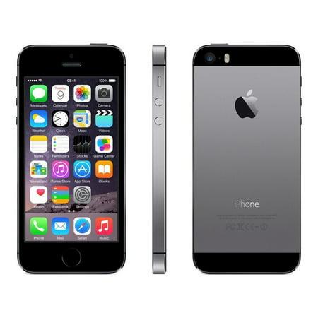 Refurbished Apple iPhone 5s 32GB, Space Gray - Unlocked