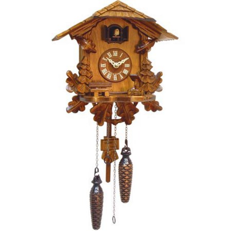 Cabin in the Forest Cuckoo Clock Black Forest Chalet Cuckoo Clock