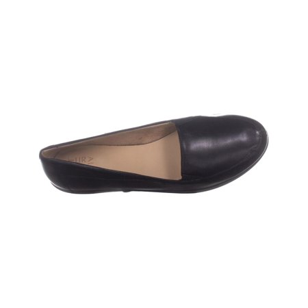 naturalizer Panache Slip On Flats Loafers, Black Leather - image 6 of 6