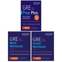 GRE Complete 2020 : 3-Book Set: 6 Practice Tests + Proven Strategies + Online