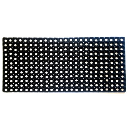 Imports Dcor Hollow Rubber Doormat