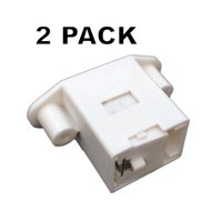 2 Pk, Clothes Washer Door Latch for Frigidaire, AP4368805, PS2349356, 137006200