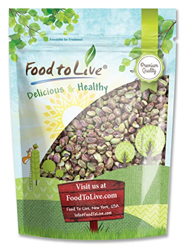 Food To Live Pistachios (12 Ounces) by Food To Live