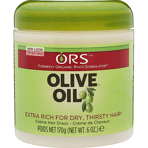 Organic Olive Oil Root Stimulator Olive Oil Moisturizing Hair Lotion, 4 oz