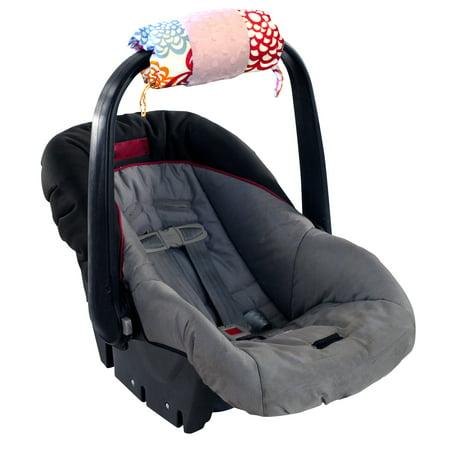 Itzy Ritzy Ritzy Wrap™ Infant Car Seat Handle Cushion, Fresh