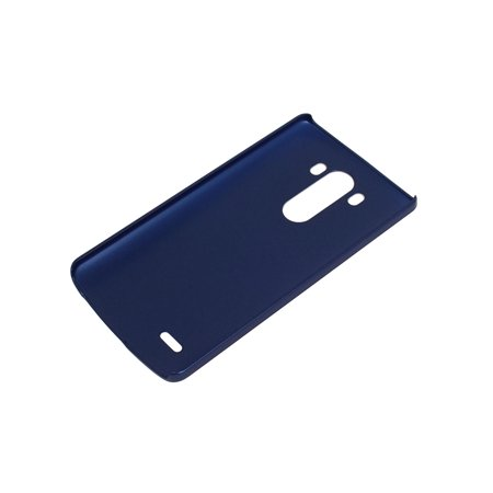 Blue Hard Plastic Dust Proof Case Cover Phone Shell Protector Skin for LG G3 - image 2 de 3