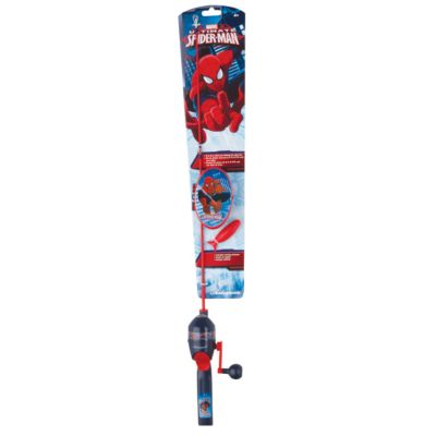 Shakespeare Spiderman Tackle Box Kit by Shakespeare